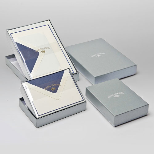The Silver Line - Paper & More - Suppliers Of Crown Mill Fine Stationery
