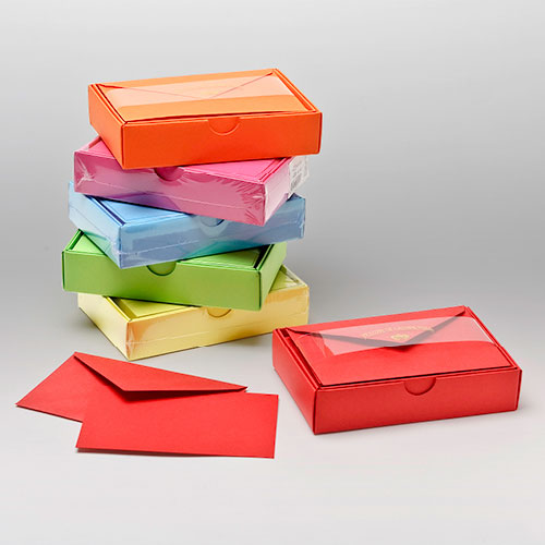 Vellum Range - Paper & More - Suppliers Of Crown Mill Fine Stationery